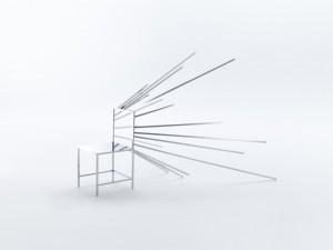 Nendo : 50 manga chairs | on Flodeau.com