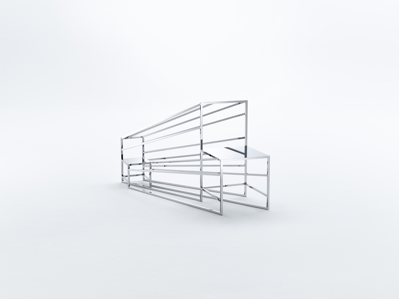 Exceptional Nendo : 50 Manga Chairs | On Flodeau.com