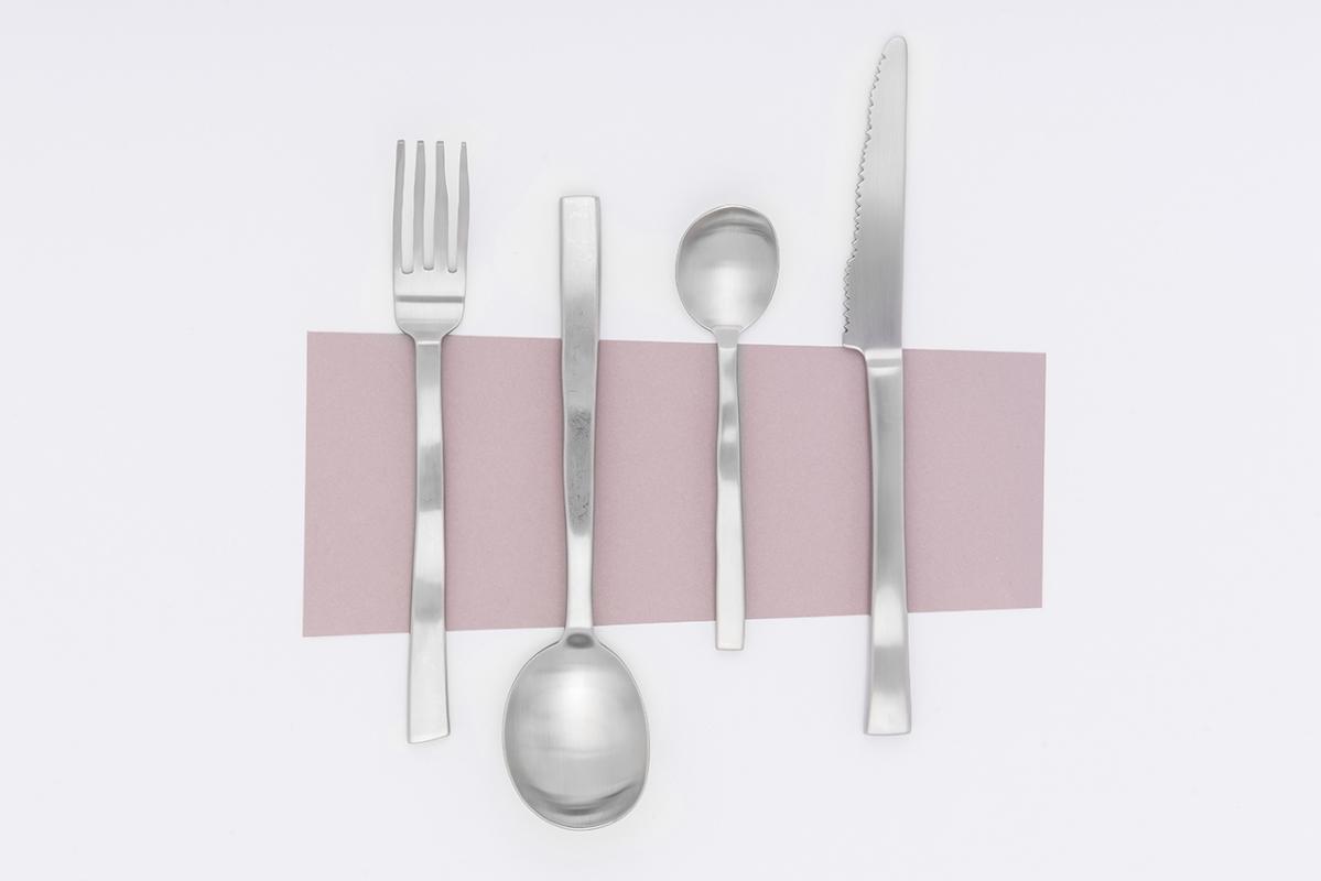 Cutlery by Maarten Baas for valerie_objects | on Flodeau.com