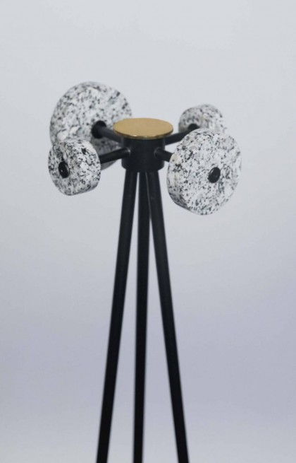 The Perchero coat rack by Comité de Proyectos | Flodeau.com