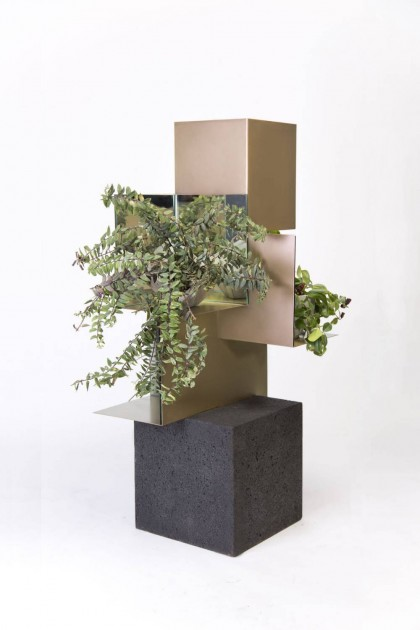 Binomios plant stand by Comité de Proyectos | Flodeau.com