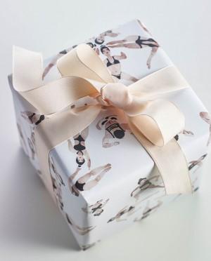 Gift wrap by Impression Originale | Flodeau.com