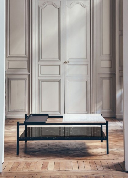 Bagnères coffee table by Sylvain Willenz