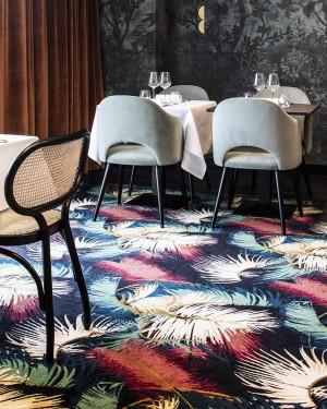 La Forêt Noire restaurant, Lyon, France | Flodeau.com