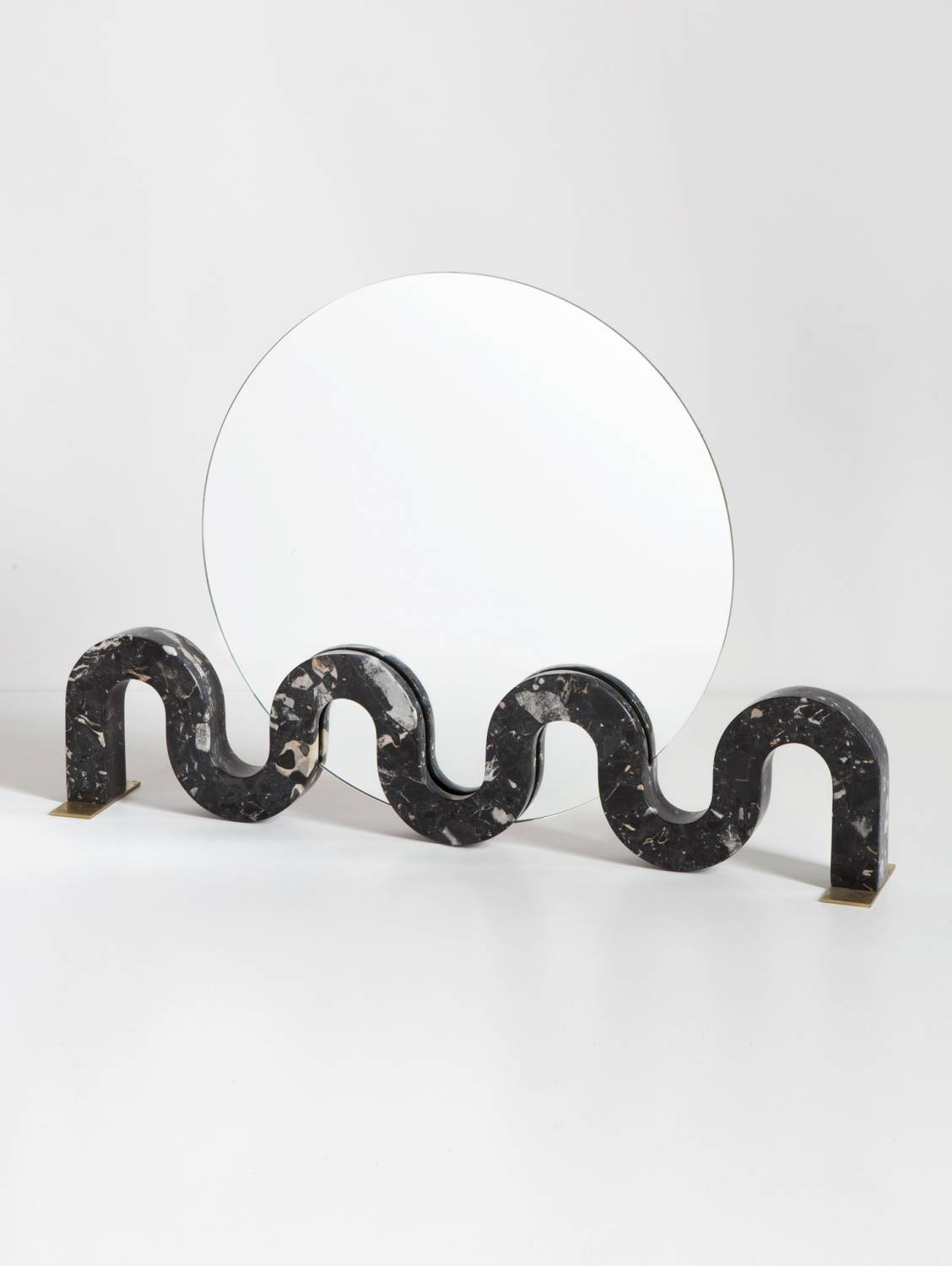 Sine Wave mirror by Moving Mountains | Flodeau.com