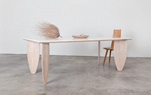 Surfboard table by Early Work | Flodeau.com