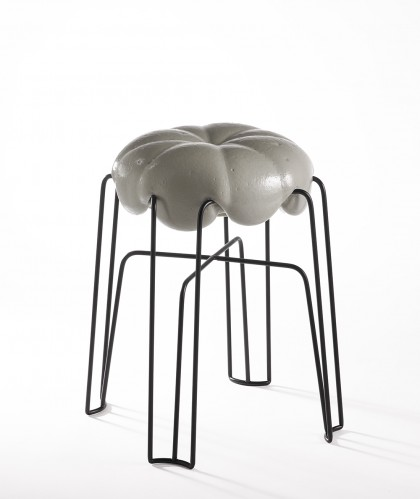 Marshmallow stool by Paul Ketz | Flodeau.com