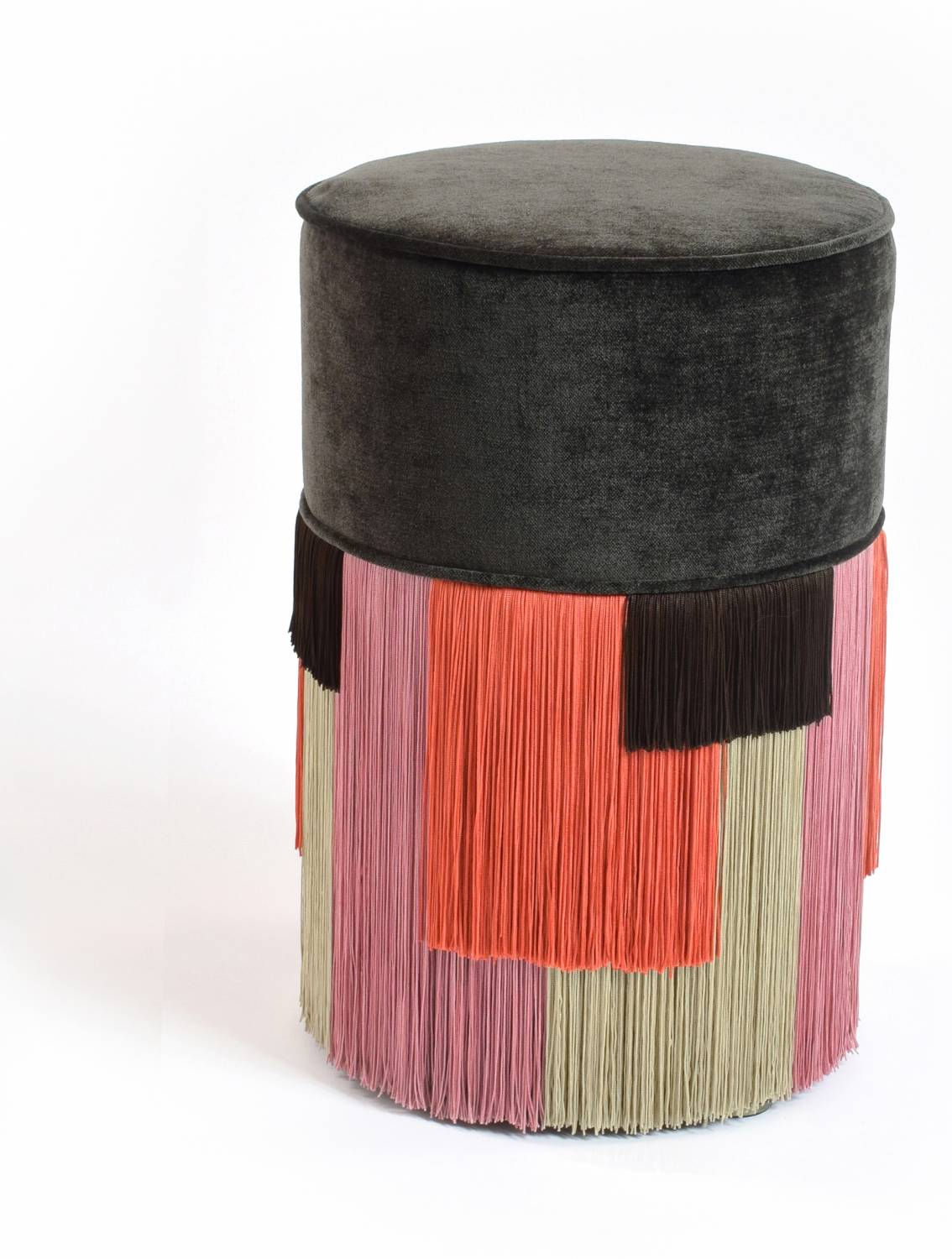Couture pouf collection by Lorenza Bozzoli | Flodeau.com