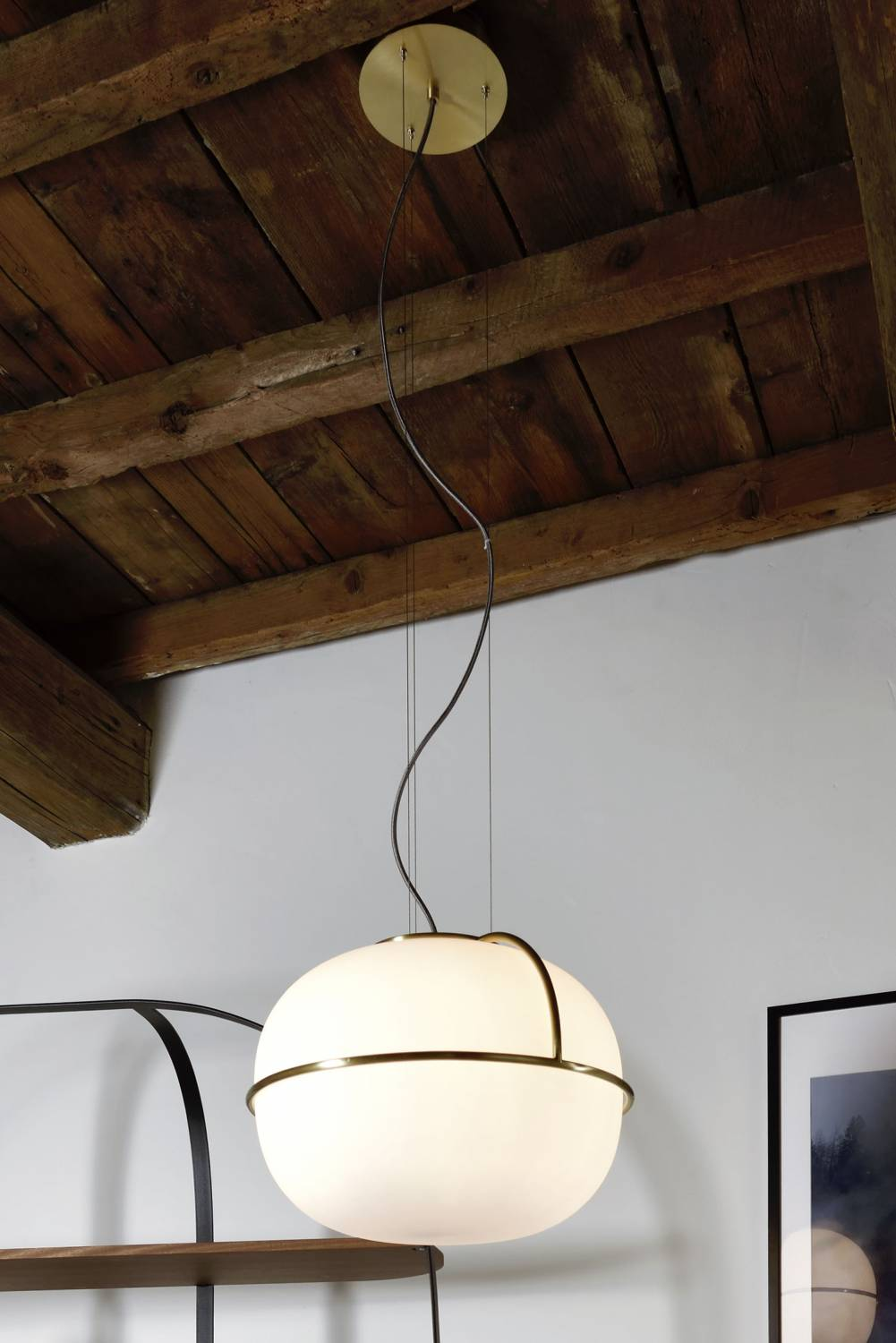 L88 pendant light by Julie Pfligersdorffer for Monolithe Edition | Flodeau.com