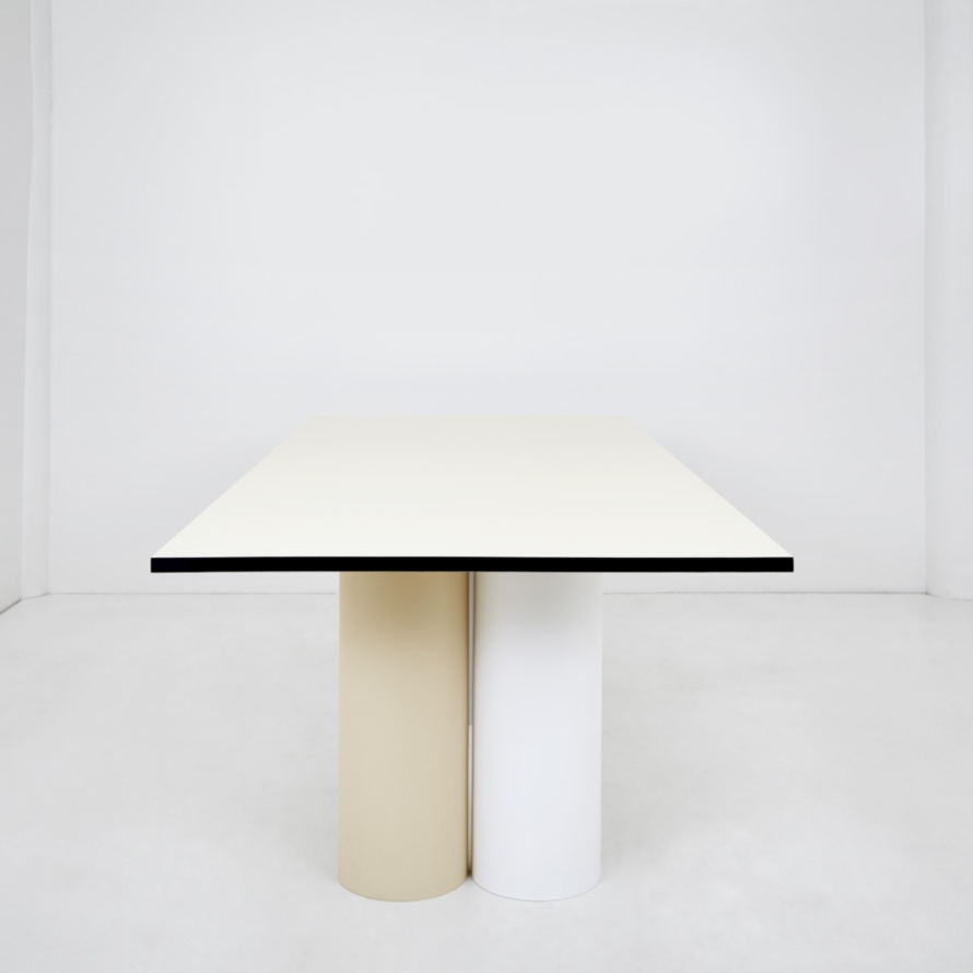 Slon dining table by Ana Kras for Matter Made | Flodeau.com