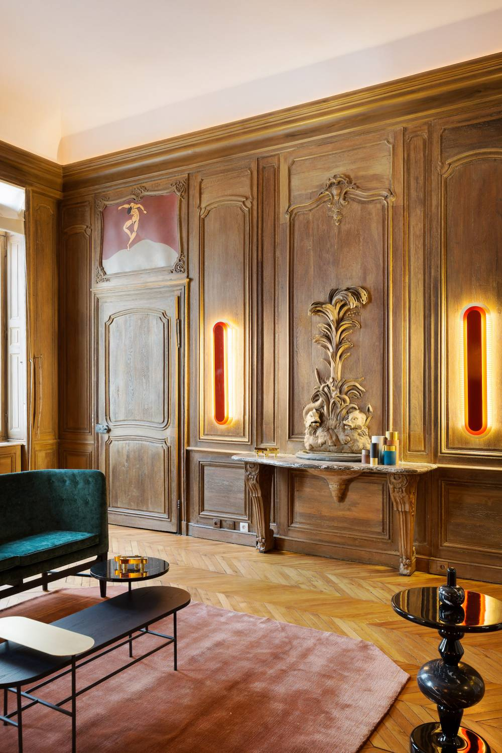 Coco Chanel S Apartment Flodeau