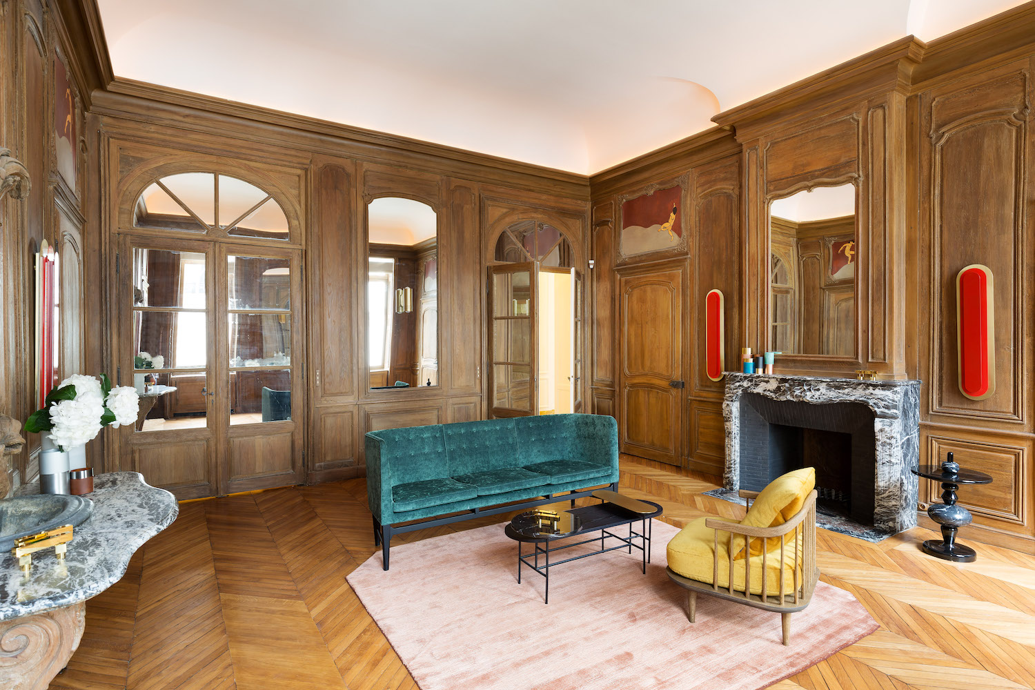 Coco Chanel's Apartment | Flodeau.com