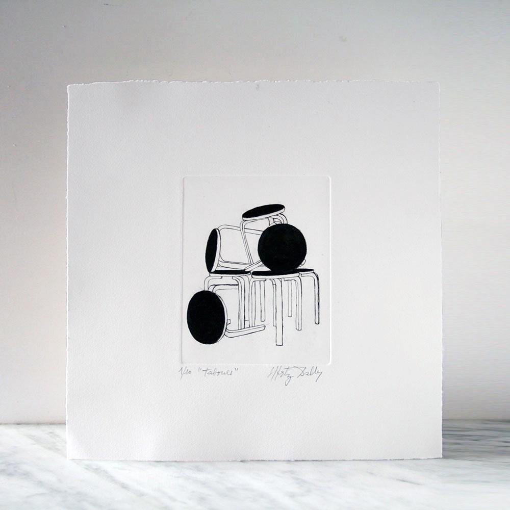 TABOURS by Lise Hertz Dalby | Flodeau.com