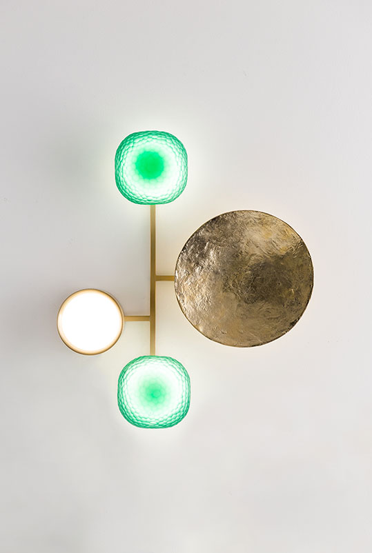 Gioielli light collection by Giopato & Coombes | Flodeau.com